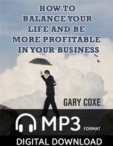 GC Navigation Thumb - How To Balance Your Life And Be More Profitable In Your Business