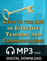 GC Navigation Thumb - Keys To The Art of Effective Teaching and Communicating