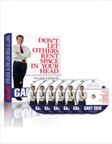 GC Navigation Thumb - Don't Let Others Rent Space In Your Head CD
