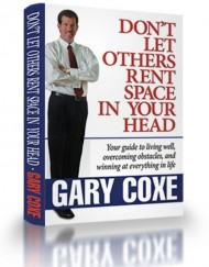 Don't Let Other's Rent Space in Your Head Book