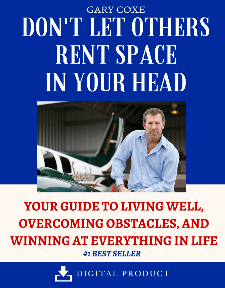 Don't Let Other's Rent Space in Your Head – Digital Download