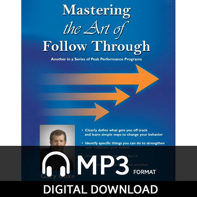 Mastering the Art of Follow Through