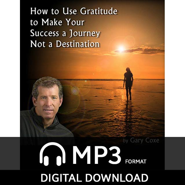 How to Use Gratitude to Make Your Success a Journey