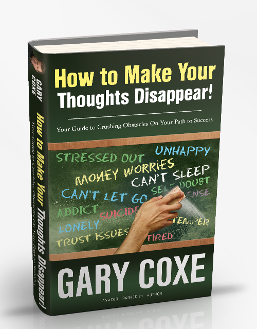 How To Make Your Thoughts Disappear Book