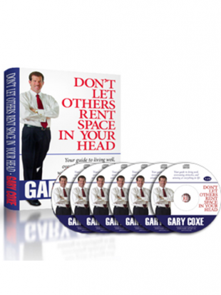 Don't Let Other's Rent Space in Your Head - CD