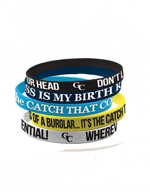 GC Wristbands 10 Pack