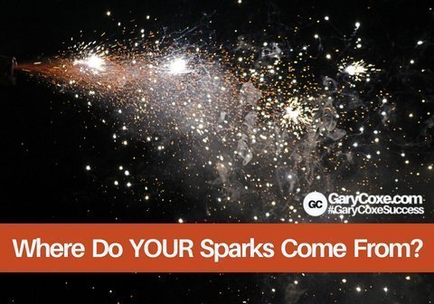 Where Do Your Sparks Come From?