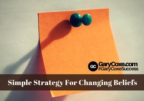 Simple Strategy for Changing Beliefs