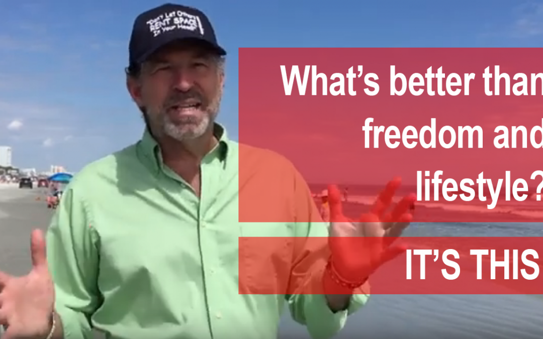 What's better than freedom and lifestyle? It's this!