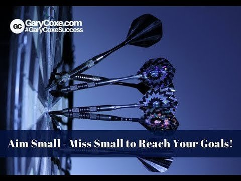 Aim Small – Miss Small!