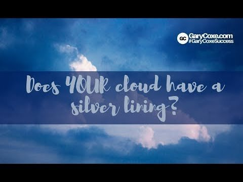 Does Your Cloud Have A Silver Lining?