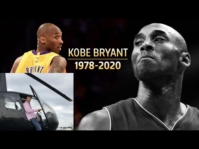 RIP Kobe Bryant – a lesson to find in the tragedy